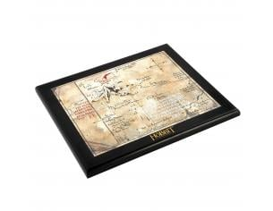 Mappa di Thorin Scudodiquercia Bilbo Beggins Lo Hobbit Noble Collection