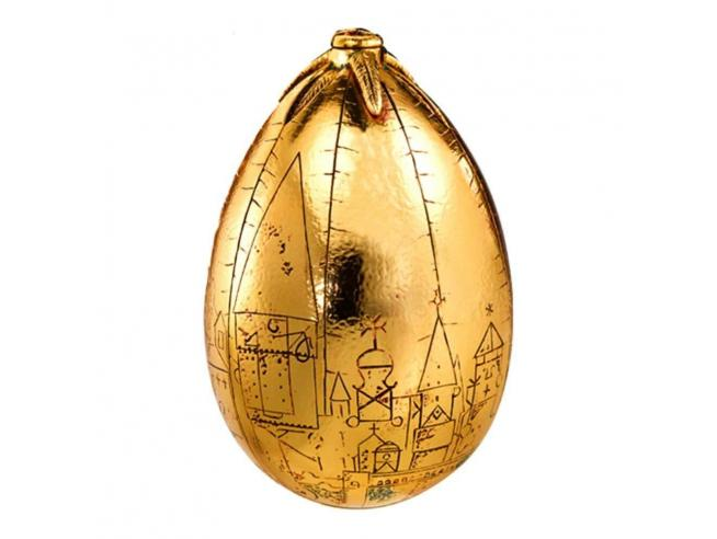 Uovo D'oro del Torneo Tremaghi Replica 1:1 Harry Potter Noble Collection