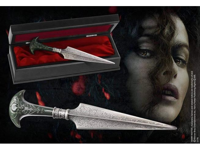 Pugnale Decorativo di Bellatrix Lestrange Harry Potter Noble Collection