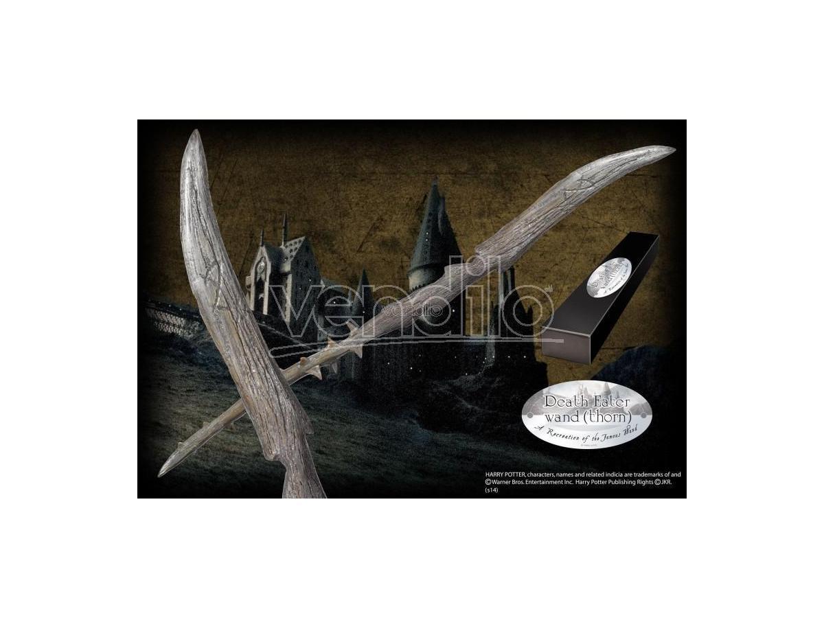 Bacchetta Magica dei Mangiamorte Harry Potter Character Noble
