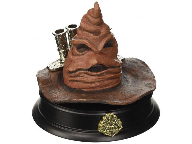Portapenne Cappello Parlante Harry Potter 15 cm Noble Collection