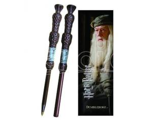Harry Potter  Penna E Segnalibro Bacchetta Albus Silente  Noble Collection