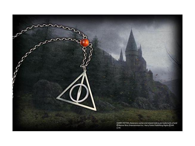 Collana dei Doni della Morte Replica Harry Potter Noble Collection