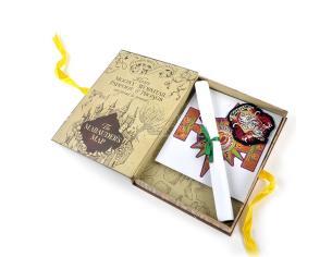 Box da Collezione Repliche Artefact Ron Weasley Harry Potter Noble Collection