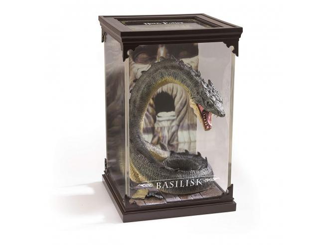 Creature Magiche Statua Basilisco Harry Potter 18 cm Noble Collection