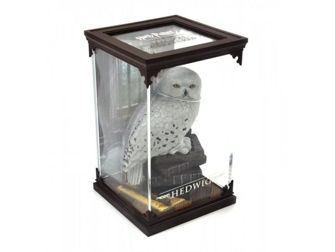 Harry Potter Creature Magiche Statua Edvige 18 Cm Noble Collection