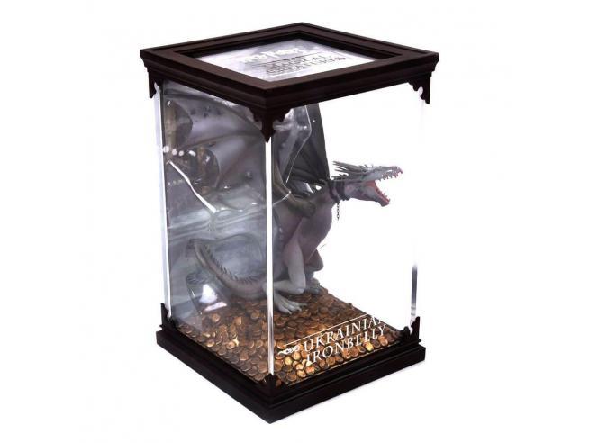 Creature Magiche Statua Ucraino Ironbelly Harry Potter 18 cm Noble Collection