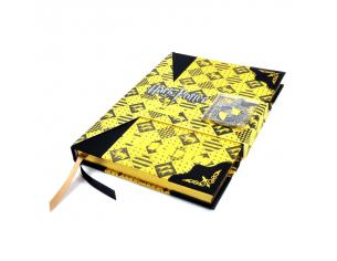 Harry Potter Agenda Diario Con Stemma Tassorosso - Noble Collection