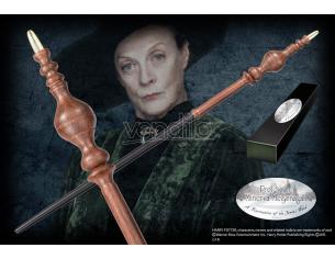 Bacchetta Magica Minerva McGranitt Harry Potter Character Noble Collection