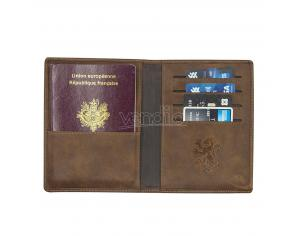 Harry Potter  Portafoglio Porta Passaporto Griffondoro  Noble Collection
