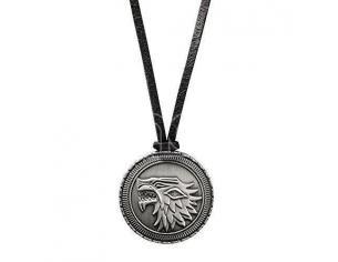 Game of Thrones Ciondolo Simbolo Sigillo Stark Noble Collection