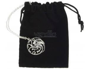 Ciondolo e Collana dei Targaryen Game of Thrones Noble Collection