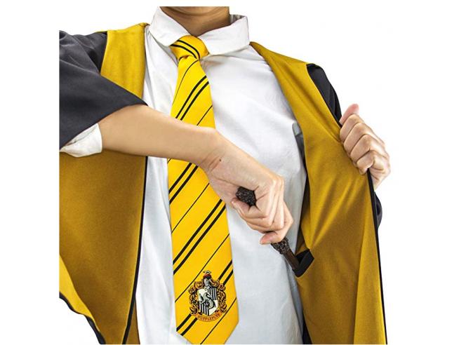 Vestito da Mago Tassorosso Harry Potter Taglia S Ufficiale Cinereplicas