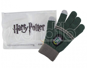 Harry Potter Guanti Serpeverde Replica Ufficiale  Cinereplicas
