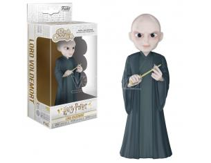 Funko Harry Potter POP Rock Candy Vinile Figura Lord Voldemort 15 cm