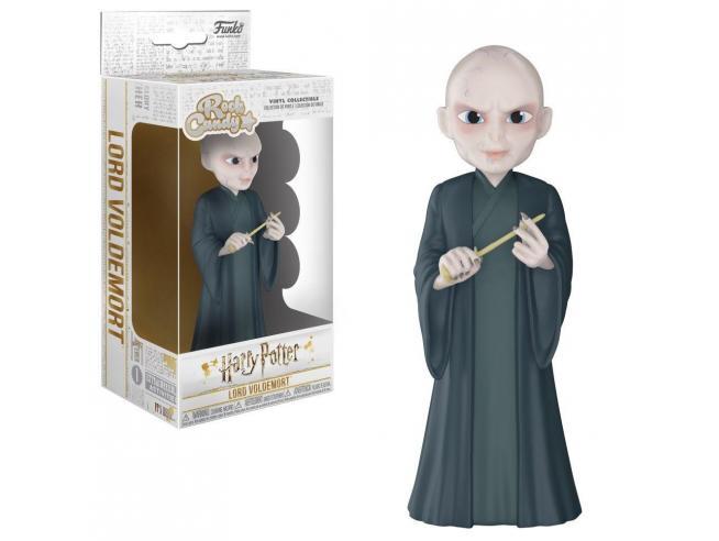 Harry Potter Funko POP Rock Candy Vinile Figura Lord Voldemort 15 Cm