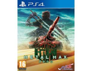 METAL MAX XENO ARCADE - PLAYSTATION 4