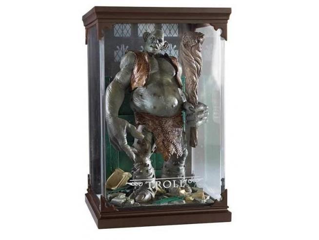 Creature Magiche Statua Troll Harry Potter 18 cm Noble Collection