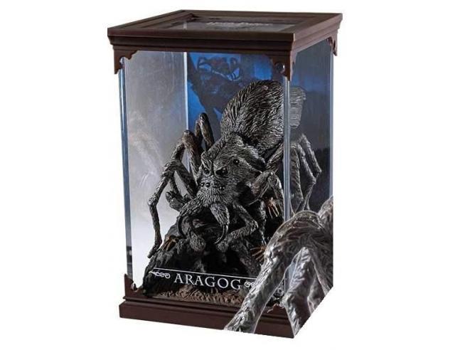 Harry Potter Creature Magiche Statua Aragog Ragno Gigante 18 Cm Noble Collection