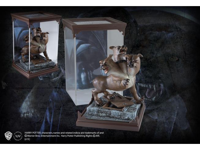 Creature Magiche Cane a Tre Teste Harry Potter 18cm Noble Collection