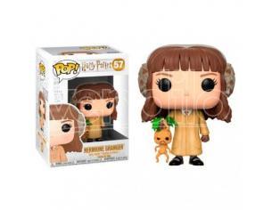 Harry Potter  Funko  Pop Movies Vinile Figura Hermione Granger Ad Erbologia 9 Cm