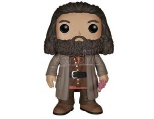 Harry Potter Funko Pop Film Vinile Figura Ruebus Hagrid 15 Cm