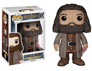 Funko Harry Potter POP Movies Vinile Figura Ruebus Hagrid 15 cm