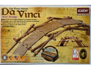 Accademy ACD18153 DA VINCI ARCH BRIDGE KIT Modellino