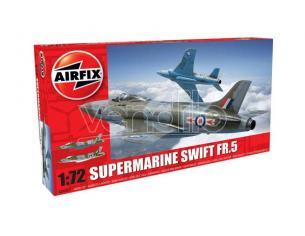 Airfix AX4003 SUPERMARINE SWIFT F.R.Mk5 KIT 1:72 Modellino