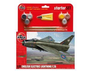 Airfix AX55305 ENGLISH ELECTRIC LIGHTNING F2A KIT 1:72 Modellino