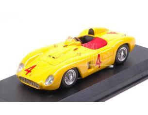 Art Model AM0393 FERRARI 500 TR N.4 3rd G.P.ROMA 1956 PAUL FRERE 1:43 Modellino
