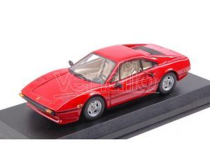Best Model BT9721 FERRARI 308 GTB AMERICA VERSION 1976 RED 1:43 Modellino