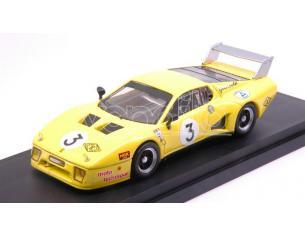 Best Model BT9724 FERRARI 512 BB N.3 1000 KM FUJI 1981 GRISWOLD-BOND 1:43 Modellino