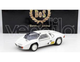 Busch BOS198 MERCEDES CW 311 WHITE 1:18 Modellino