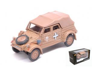 CARARAMA CA90750 VW KUBELWAGEN TYPE 82 CLOSED SAND 1:43 Modellino