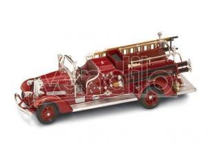 Hot Wheels LDC43003 AHRENS FOX VC 1938 RED 1:43 Modellino