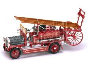 Hot Wheels LDC43008 DENNIS N TYPE 1921 FIRE TRUCK 1:43 Modellino