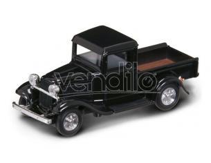 Hot Wheels LDC94232BK FORD PICK UP 1934 BLACK 1:43 Modellino