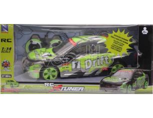New Ray NY88253 DRIFT RC XTUNER FULL FUNCTIONAL 1:14 Modellino