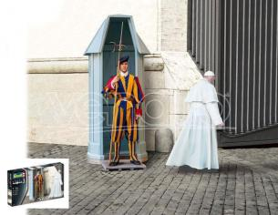 Revell RV02801 SWISS GUARD KIT 1:16 Modellino