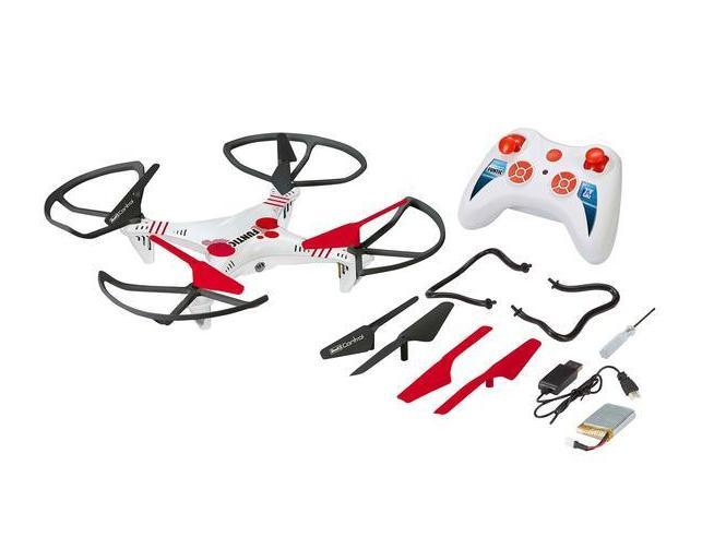 Revell RV23937 DRONE QUADCOPTER FUNTIC Modellino