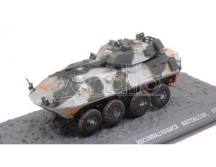 Solido SL7200506 LAV 25 2nd LIGHT ARMORED RECONNAISSANCE BATTALION USA 2005 1:72 Modellino