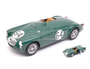 Triple 9 T9-1800163 MG EX 182 N.64 17th LM 1955 T.LUND-H.WAEFFLER 1:18 Modellino