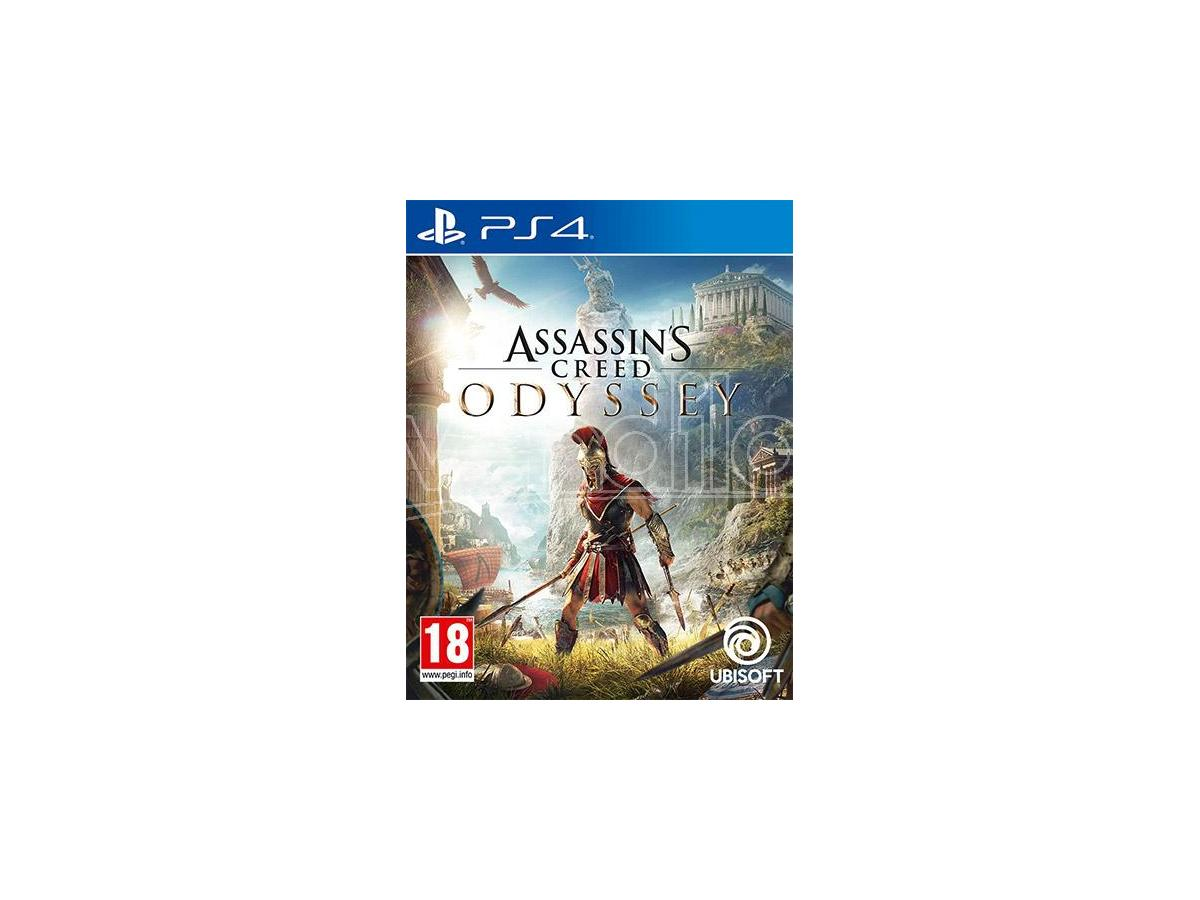 ASSASSIN'S CREED ODYSSEY AZIONE - PLAYSTATION 4