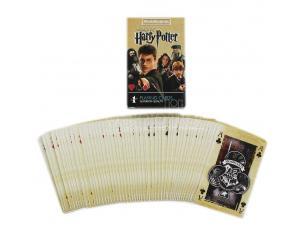 Harry Potter  Gioco Da Tavolo Mazzo Di Carte Da Poker  Winning Moves