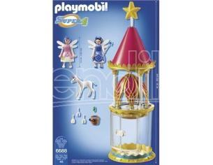 PLAYMOBIL 6688 - TORRE MUSICALE CON BRILLI E DONELLA