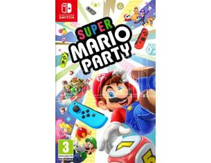 SUPER MARIO PARTY GAME - NINTENDO SWITCH