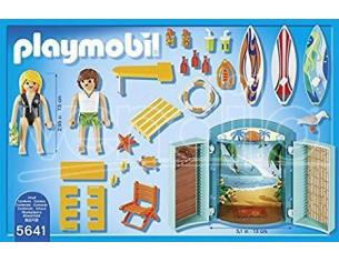 Playmobil 5641 - Play Box L'Angolo del Surf