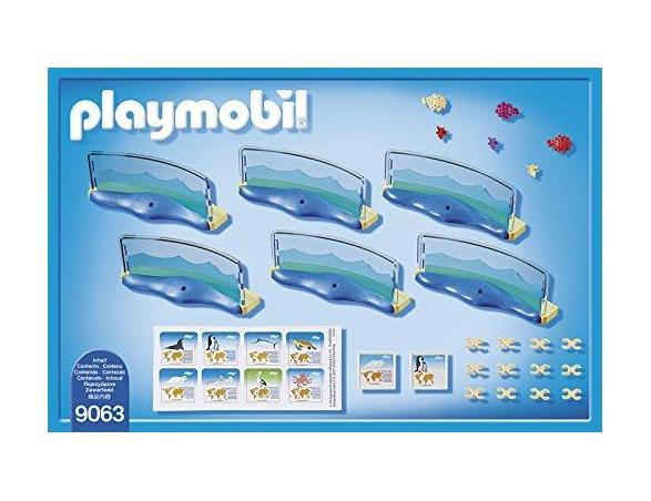 Acquario playmobil playmobil 9063 in giochi di playmobil for Vasca per pesci