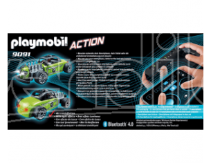 PLAYMOBIL 9091 - RC ROADSTER RACER